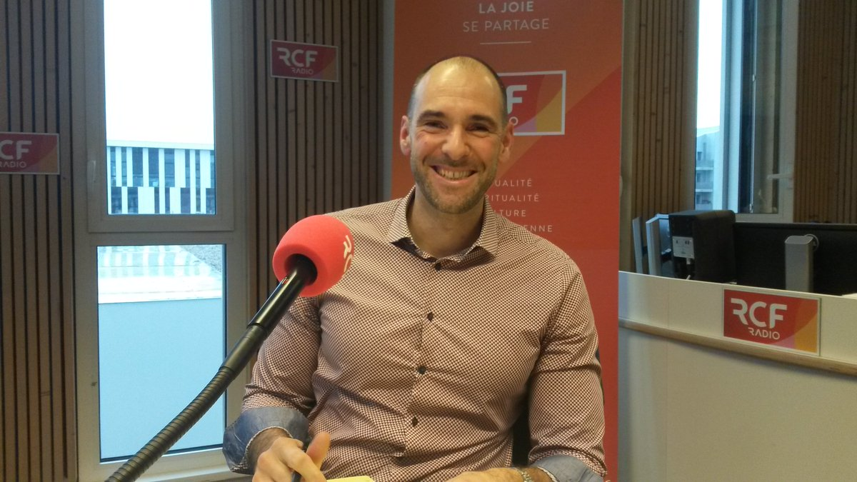Le RGPD sur RCF Radio: Gérald Sadde « on air »!
